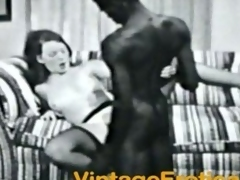interracial vintage