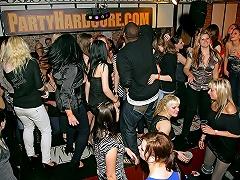 dancing disco