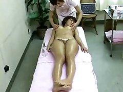 aged asian babe