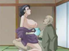 anime hairy