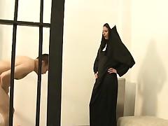 kinky nun