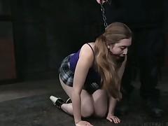 bra punishment