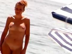 beach curvy