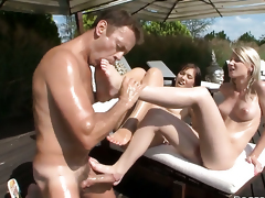 anal dilation anal gape