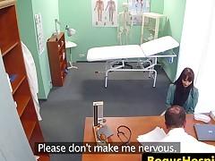 doctor fingering