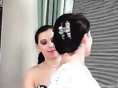 bride rough