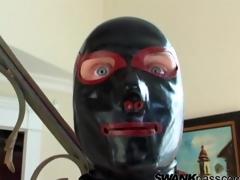 bondage doggystyle