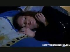 beauty sleeping
